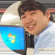 RIPラスターリンク開発を経て3Dアプリケーション開発 西尾 圭太さん